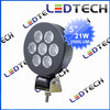 popular automotive part 4'' 20w 1500lum 20w led work light