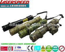 50mw LASER LIGHT/subzero outdoor hunting rifle mounted 50mw green gun accessories laser illuminator