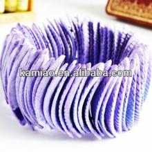 fashion jewelry diy elastic 2013 most popular murano bracelets