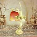 Resina modelo de beleza a decoração resina beleza estatueta de resina modelo de beleza dança artesanato( xh412)