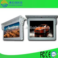 22 Inch Bus DVD Player 24V White Black