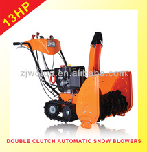 13hp loncin engine gas snowblower with track WST3-13