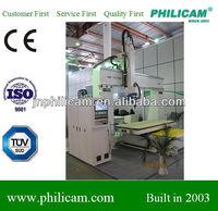philicam 5 axis 3d cnc engraving machine/foam cnc engraving machine