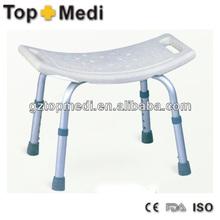 la terapia di riabilitazione forniture tbb797l topmedi bagno panchina serie pieghevoli regolabili in altezza sedia doccia