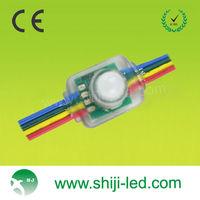 5V 2801 square rgb color changing led string light