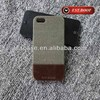 green replacement leather parts for iphone 5 back cover
