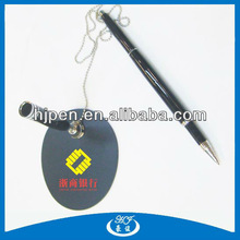 Metal Pen with Stand Table Ballpoint Pen for Promotional