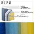 estuco sintético de fibra de vidrio de malla eifs