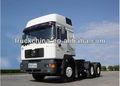 shacman 420hp pesados caminhão trator
