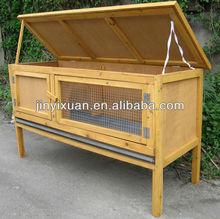 Backyard Wooden Custom Rabbit Hutch / Rabbit House Designs / Rabbit Breeding Cages