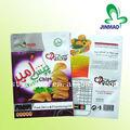 Personalizado impresso food grade selo de calor saco de embalagem de chips de batata