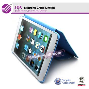 Fashion pc pu case for iPad mini protector case