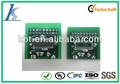 Fácil projectos electrônicos, medição de conteúdo pcb, fr1 pcb placa preta