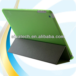 new product!!!for ipad air stand case,for new ipad air couple smart cover,accept PayPal