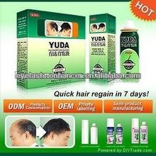 YUDA anti hair loss herbal hair growth spray