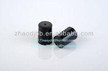 Top grade plastic cap for roll on bottle 8mm