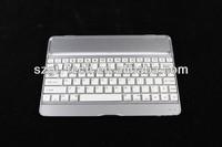 Wireless Bluetooth keyboard for iPad air; for iPad5 Auminium keyboard