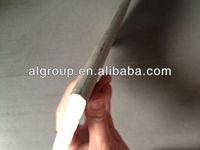 Aluminum Flat Bar with Round Edge