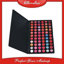 66 color waterproof lipgloss palette custom cosmetics wholesale