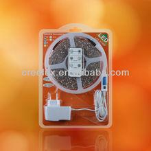 12V blister kit LED Strip 3528 Walmart led christmas lights wholesale