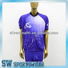 Sublimated Uniform Full Customization Team Wear Top Custom Cycling Shirt