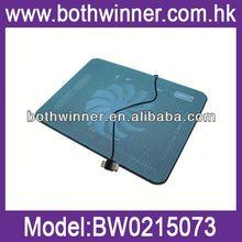 Christmas gift adjustable angle laptop cooling pad BW431