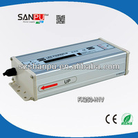 Shenzhen SANPU 2013 hot selling waterproof 250W constant voltage led driver switching power supplies 24v led light transformer