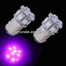 1156 1157 13SMD 5050 12 volt led car lights motorcycle spare part