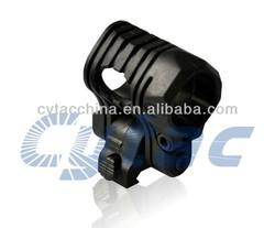 "Tactical 1"" Diameter Ring Offset Flashlight Laser 45 Degree Side Mount Weaver Picatinny"