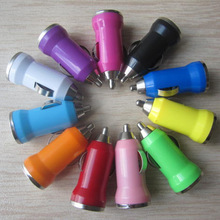 colorful car travel charger for mobile phone (OEM /ODM)