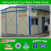 Temporary residential mobile light construction buildings used on construction site lowest cost fast build