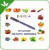 Disposable E-Shisha Hookah Pen Stick. Upto 500 Puffs Amazing Flavours Fast Post