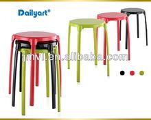 (V052003) Multipurpose metal round lightweight bar stool