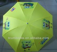 3 fold reflective promotion custom umbrella printing