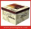 disposable plastic cake container box