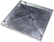 750 x 750 x 46mm Water & Gas Tight Recessed Manhole Cover