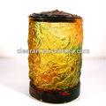 murano vaso de vidro arte