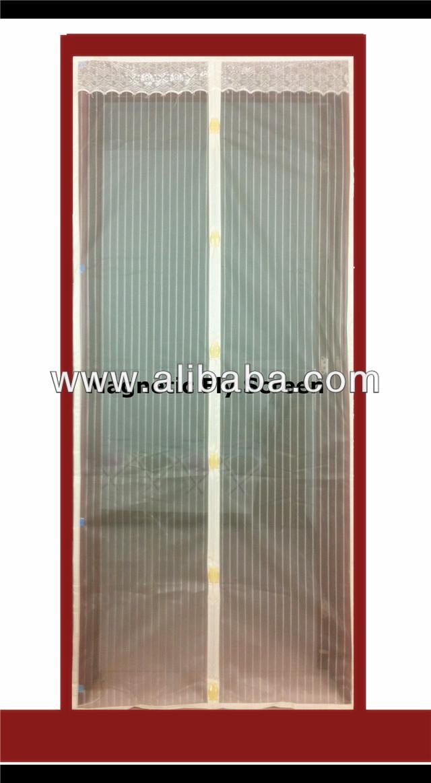 Magnetic insect screen door fly screens door screens sliding screen doors