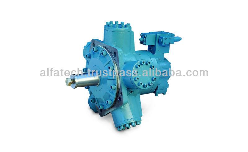 JRT Radial Piston Motor
