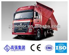 Foton dumper truck(6*6, LHD)