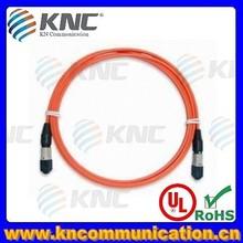 mpo-mpo mm fiber optic jumper