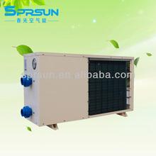 Sauna/Jacuzzi air source swimming pool heat pump water