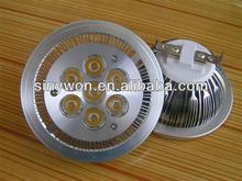 High Power LED 7W AR111 G53 LED