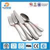 High-Grade Mirror Polish Stainless Steel Melamine Dinnerware Sets, spoon and fork,cutlery
