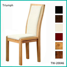 British style high quality indonesian dining chairs