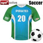 Amazing Quality Sublimation Custom Soccer Jersey