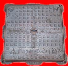 light duty ductile iron manhole cover c-250