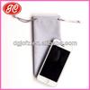 custom promotion mobile phone microfiber bag