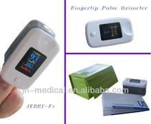 Portable finger pulse oximeter, oximeter finger JH-F01B