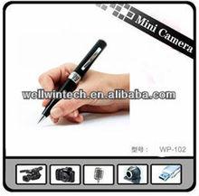 invisible micro camera;Mini DV DVR Cam Camcorder /pen camera 720x480pixels